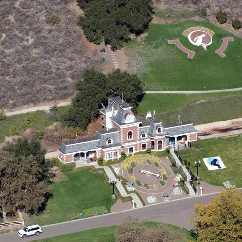 Late Michael Jackson's Neverland Ranch sold for knockdown price
