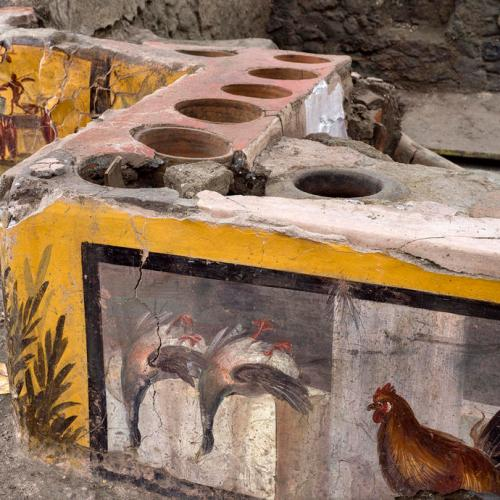 What a baker from ancient Pompeii can teach us about happiness
