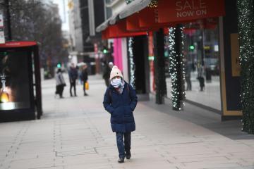 Beset by bad news, UK consumers gloomiest since lockdown