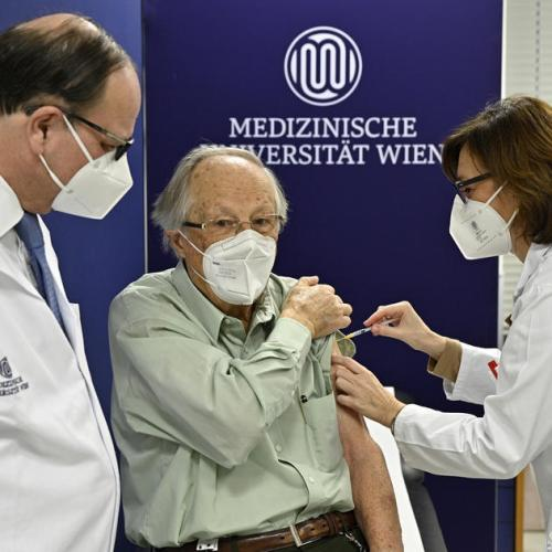 Austria and Denmark to produce own Covid-19 vaccine with Israel
