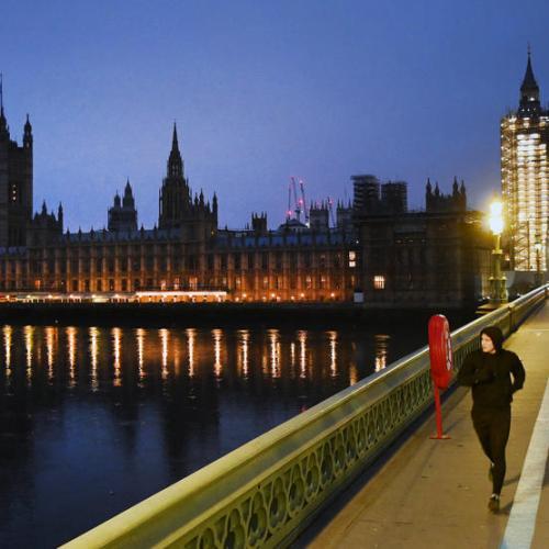Britain starts work on post-Brexit asset management sector