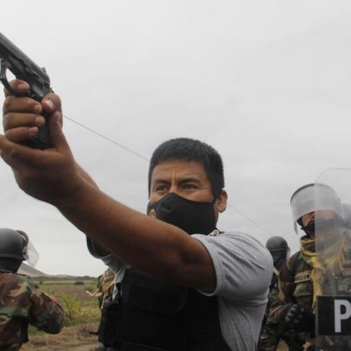 Photo Story: Two dead in fresh farmers protests in Peru