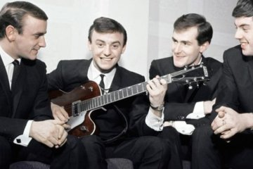 You'll never walk alone – Gerry Marsden of Gerry and the Pacemakers died at 78