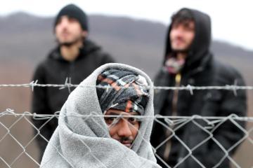 Migrants stranded in freezing Bosnian winter plea for help