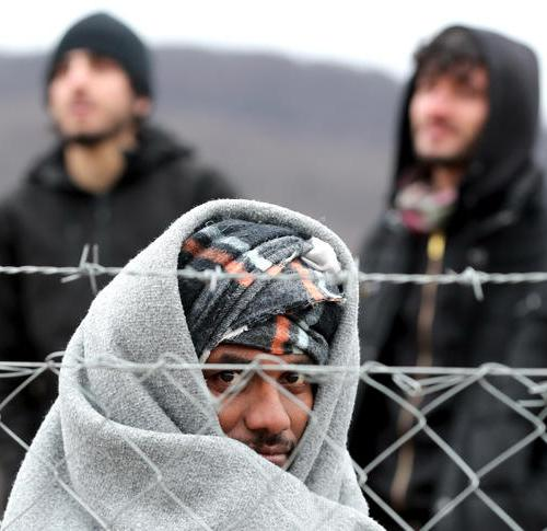 Migrants stranded in freezing Bosnian winter plea for help