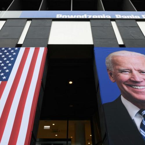 U.S. image among European, Asian partners improves under Biden
