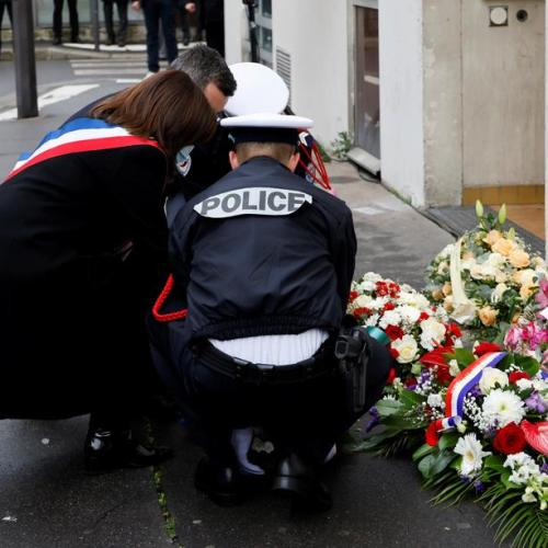 Paris marks sixth anniversary of Charlie Hebdo attack