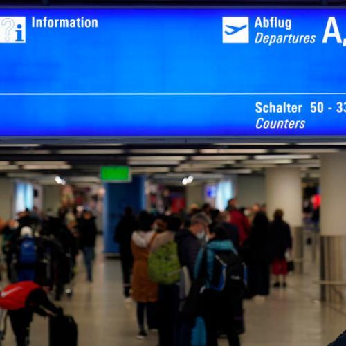 Germany mulls suspending Ireland flights over virus mutation – n-tv