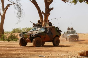 Al Qaeda-linked group says it was behind killing of French soldiers in Mali