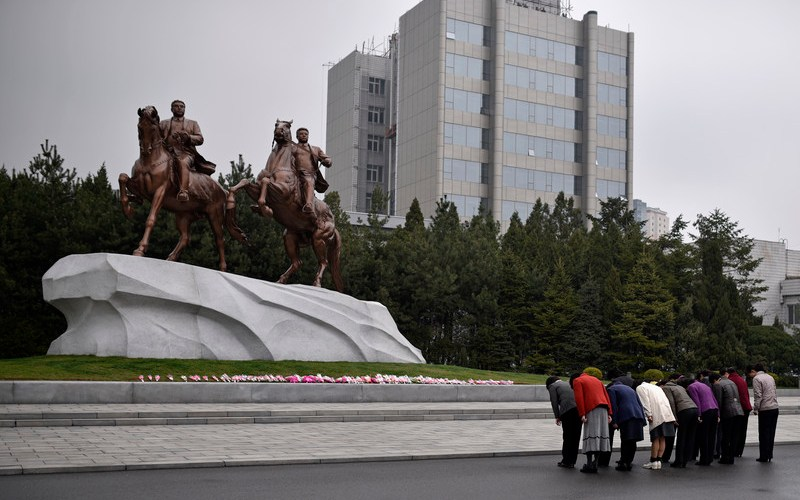 North Korea cracks down on foreign media