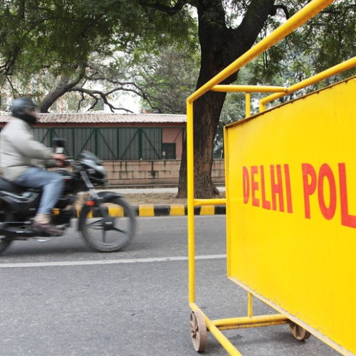 Explosion occurs near Israeli embassy in New Delhi