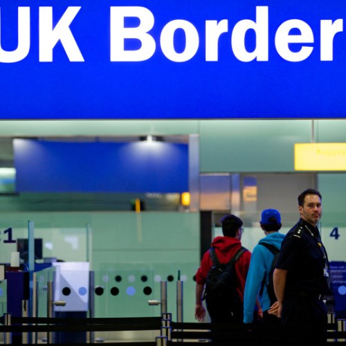 UK keeping its borders open for now -environment minister