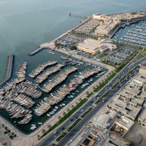EPA's Eye in the Sky: Kuwait City, Kuwait