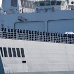 China to conduct military drills in S. China Sea amid tensions with U.S