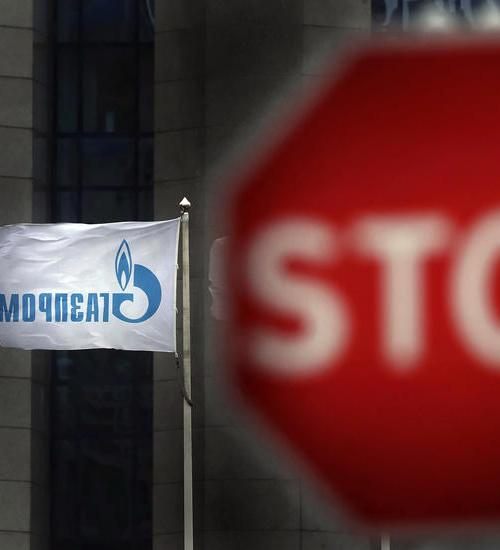 Group of EU lawmakers seeks probe of Gazprom's role in gas price surge
