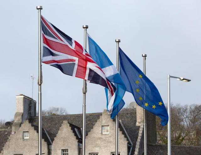 Scottish nationalists demand billions in 'Brexit compensation' for Scotland