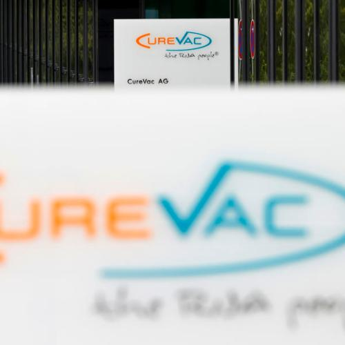 CureVac's shot ready in Europe by May