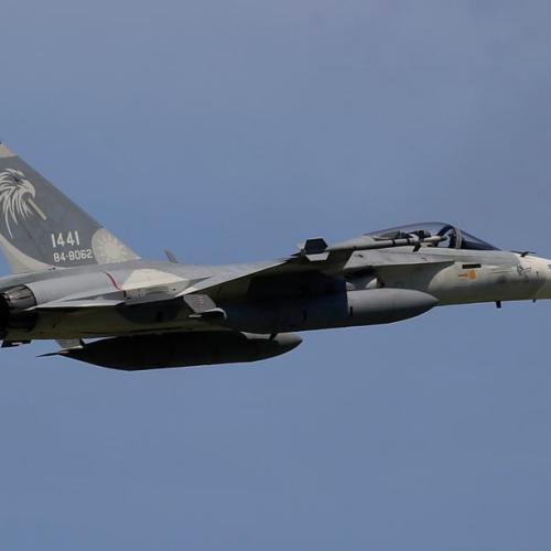 Taiwan jets scramble again as China air force enters air defence zone