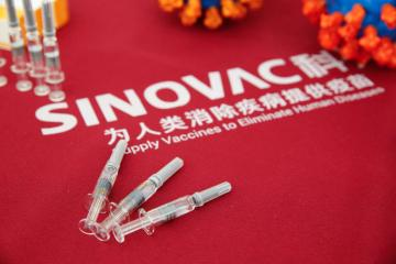 Antibodies from Sinovac's COVID-19 shot fade after about 6 months, booster helps – study