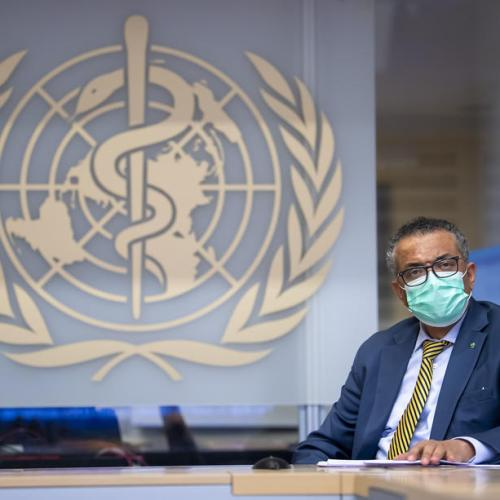 Not complying gives virus opportunities to spread – WHO
