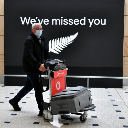 New Zealand to ask international travellers for negative virus test before flying in