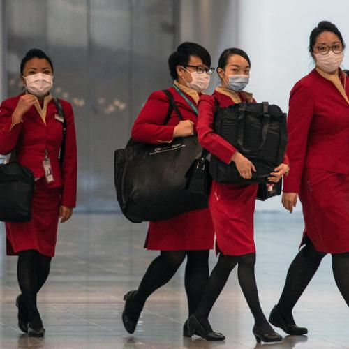 Hong Kong considers two-week quarantine for flight crew