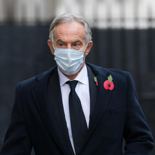 Blair says EU's move to override Brexit deal on vaccine export control was 'very foolish'