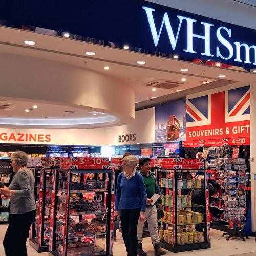 Retailer WH Smith set to lose up to 20 mln pounds a month till March