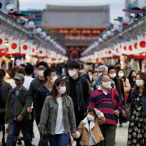 Tokyo daily coronavirus cases exceed 1,500, renewing record