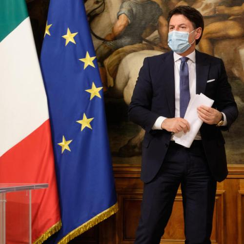 UPDATED: Fragile Italian government faces do-or-die votes in parliament