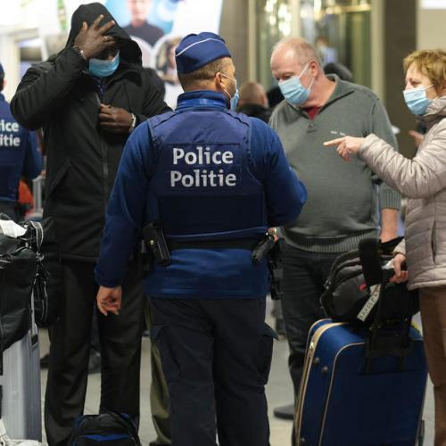 Belgium's coronavirus deaths hit 20,000, still among world's highest per capita
