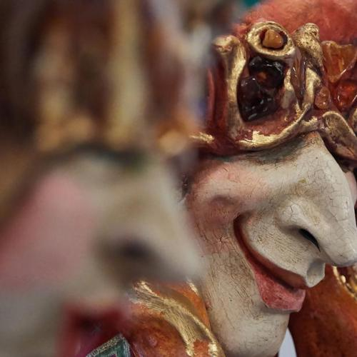 Photo Story: Carnival costumes donation to Gdansk museum