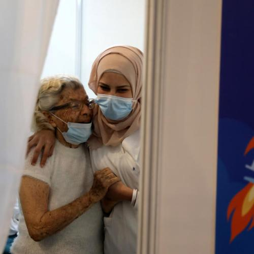 Israel leads vaccine race with 1 million given jab