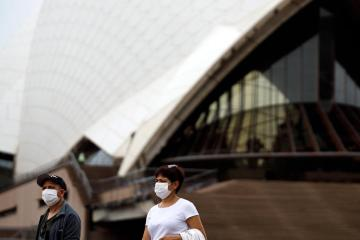 Sydney reinstates masks to contain Delta COVID-19 variant