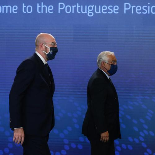 Portugal begins talks on EU migration pact, says 'solidarity cannot be voluntary'
