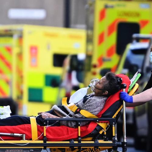 UK preparing in case London is overwhelmed by COVID