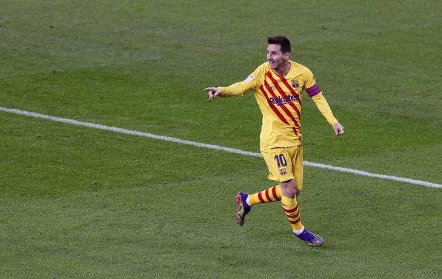 Messi shines as impressive Barca win in Bilbao