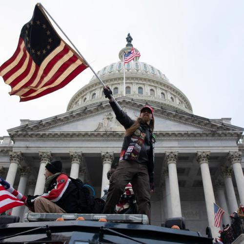 Florida man accused of storming U.S. Capitol pleads guilty