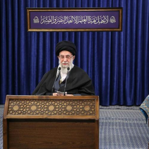 Iran's Khamenei: Tehran not in rush for U.S. to rejoin 2015 nuclear deal