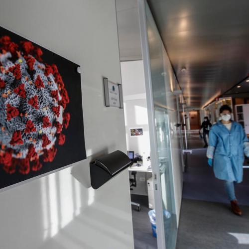 Italy reports 483 coronavirus deaths on Saturday, 19,978 new cases