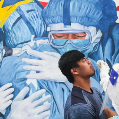 Malaysia reports 6,320 new coronavirus cases, 50 deaths