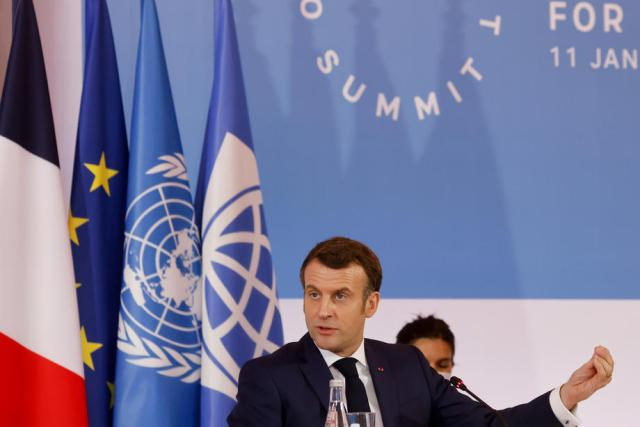 Photo Story: One Planet Summit