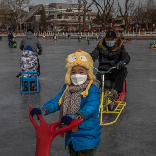 Photo Story: Daily life in Beijing amid the COVID-19 pandemic