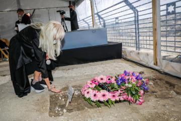 Photo Story: Sheldon Adelson funeral in Jerusalem