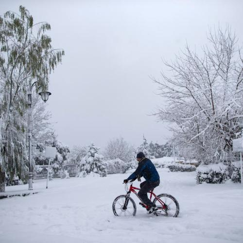 Photo story: Snowy days in Istanbul