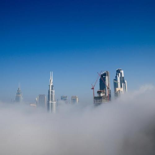 EPA's Eye in the Sky: Dubai, UAE