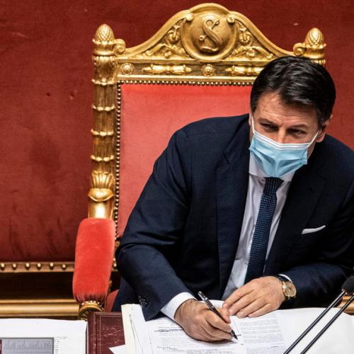 Renzi's party confirms abstention in Italy Senate vote
