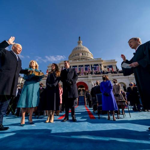 How world leaders reacted to Joe Biden's inauguration