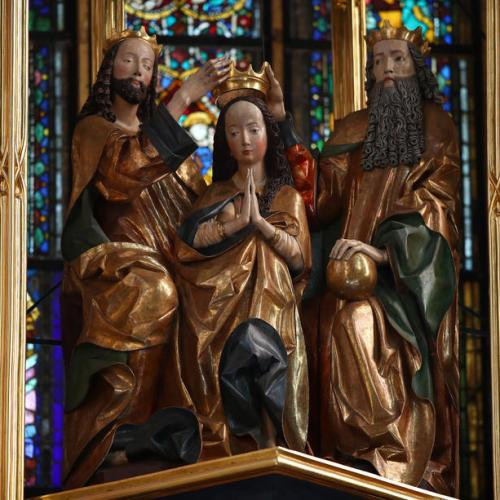 Photo Story: The renovation of the Veit Stoss Altarpiece in Krakow