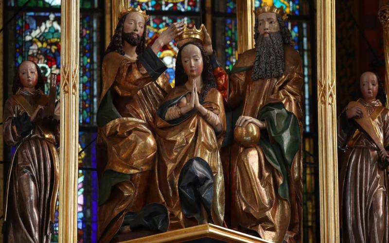 Photo Story: The renovation of the Veit Stoss Altarpiece in Krakow